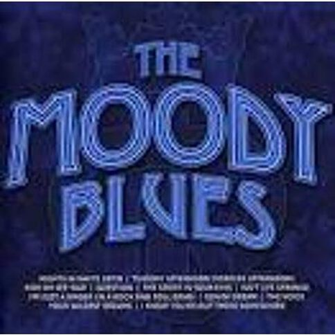 Icon CD by The Moody Blues 1Disc