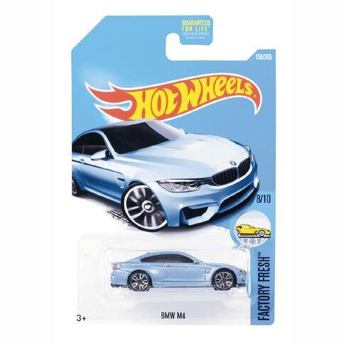 Hot Wheels Single Basic Cars Range Assorted