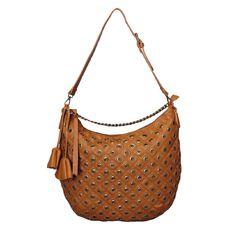 Amber Hill Deyce Tote Handbag Camel Limited Edition