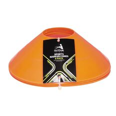 Active Intent Sports Marker Cones Set 6 Piece