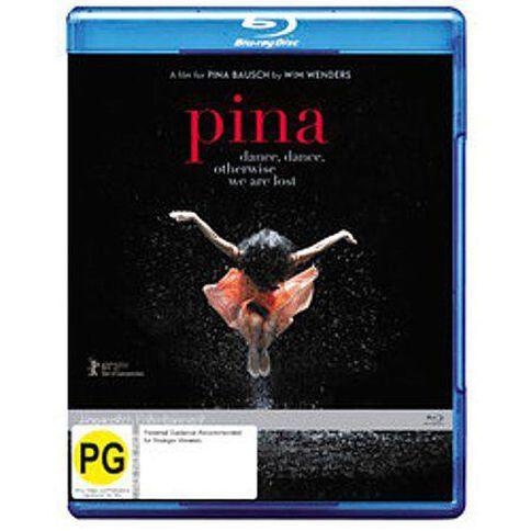 Pina 1 Blu-ray disc