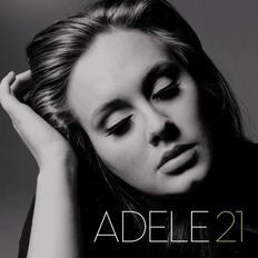 21 CD by Adele 1Disc