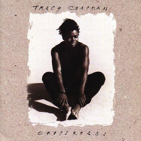 Crossroads CD by Tracy Chapman 1Disc