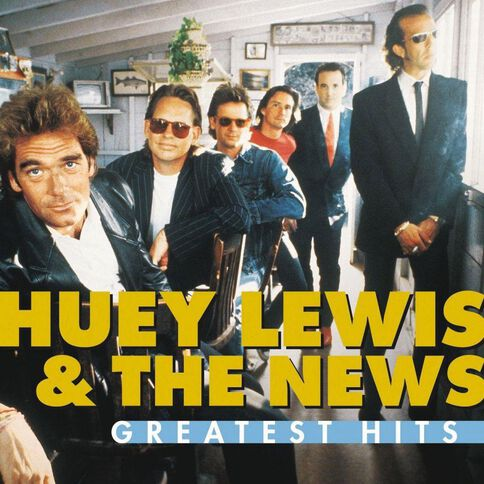 Greatest Hits CD by Huey Lewis & The News 1Disc