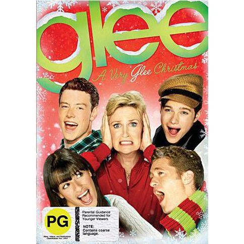 Glee Christmas Special DVD 1Disc