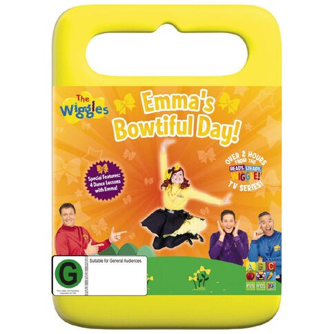 The Wiggles Emma's Bowtiful Day DVD 1Disc