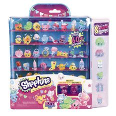 Shopkins Glitzi Collector Case TWL Exclusive