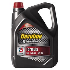 Caltex Havoline Formula Oil 15W-40 4L