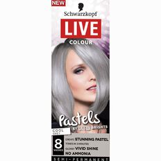 Schwarzkopf LIVE Colour Pastels Cool Grey