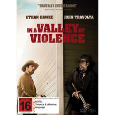 In A Valley of Violence DVD 1Disc