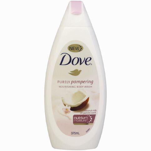 Dove Body Wash Coconut and Jasmine 375ml