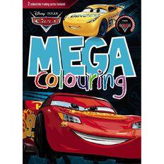 Disney Pixar Cars Mega Colouring