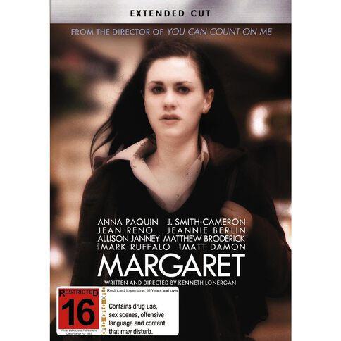 Margaret DVD 1Disc