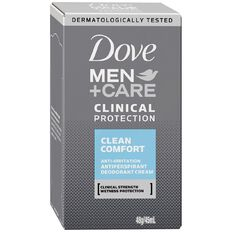 Dove Clean Comfort Clinical Protection 45ml