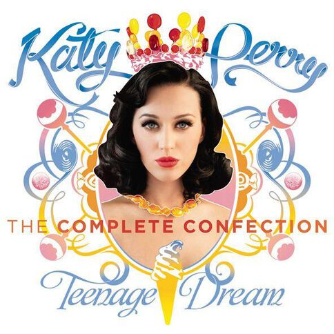 Teenage Dream CD by Katy Perry 1Disc