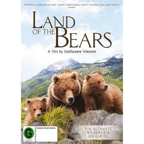 Land of the Bears DVD 1Disc