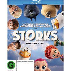 Storks Blu-ray 1Disc