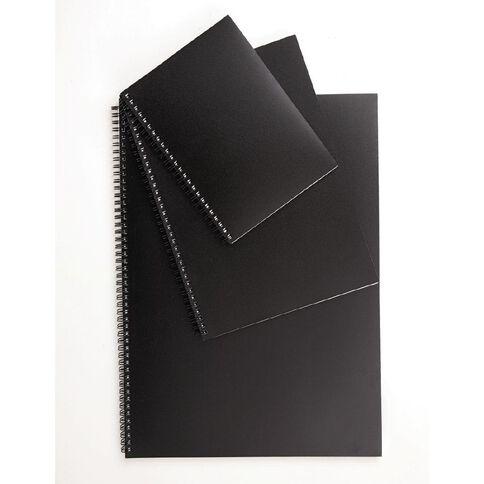 Jasart Visual Diary A5 Spiral 110Gsm 60 Sheet