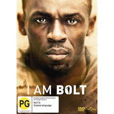 I Am Bolt DVD 1Disc
