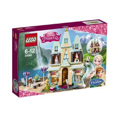 Disney Princess LEGO Arendelle Castle Celebration 41068