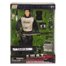 World Peacekeepers Power Team Elite Power Swat with Accessories Assorted