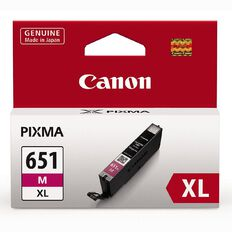 Canon CLI651XL Ink Cartridge Magenta