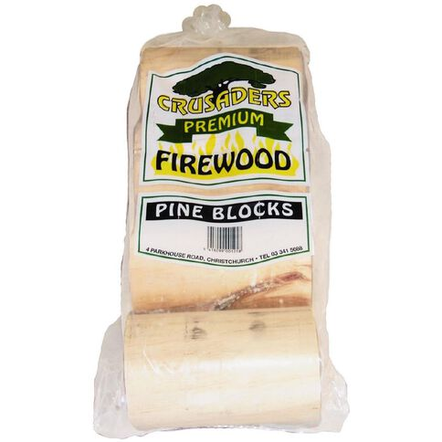 Firewood NZP Crusaders South Island