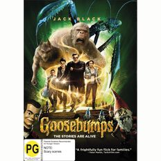 Goosebumps DVD 1Disc