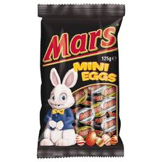 Mars Mini Eggs 125g