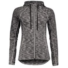 Active Intent Women's Multi Zip Tie Sweatshirt
