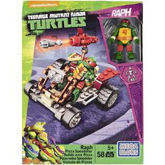 Teenage Mutant Ninja Turtles Mega Bloks Racers Assorted