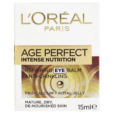 L'Oreal Paris Age Perfect Intense Nutrition Eye Balm 15ml