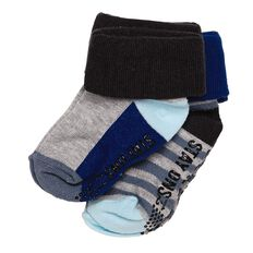 Bonds Baby Boys' Cuffed Socls 2 Pack