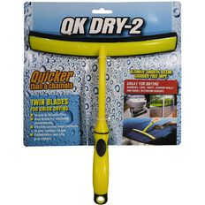 Quick Dry 2 Blade Squeegee