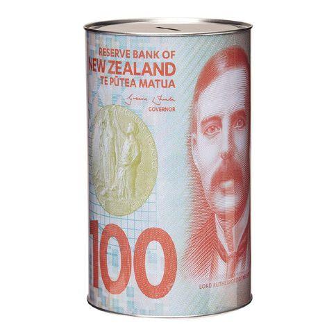Money Tins $100