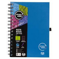 Spirax Kode Notebook P963 200 Page A5