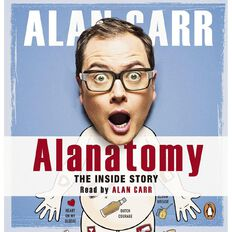 Alanatomy by Alan Carr