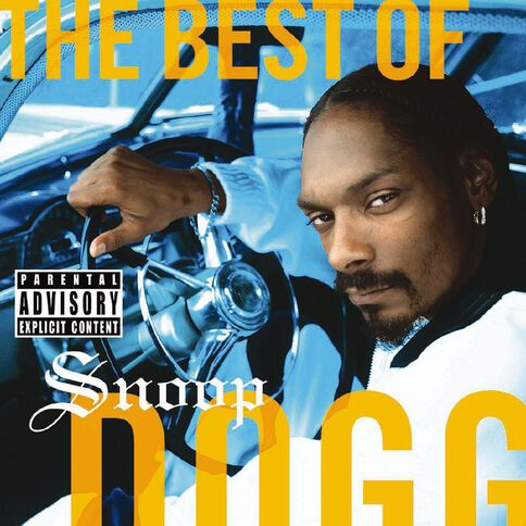 Best of CD by Snopp Dogg 1Disc