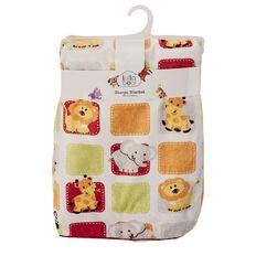 Lullaboo Sherpa Blanket Unisex