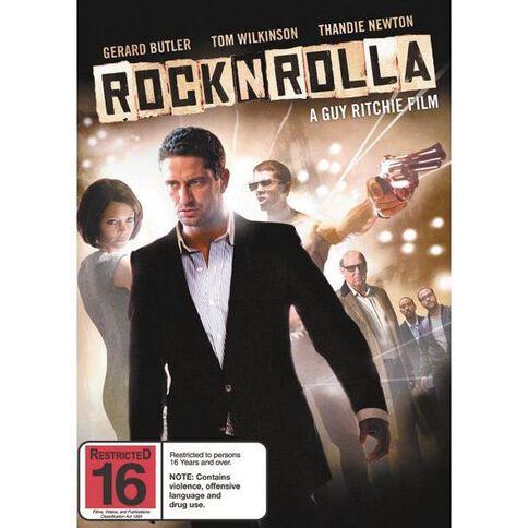 Rock n Rolla DVD 1Disc