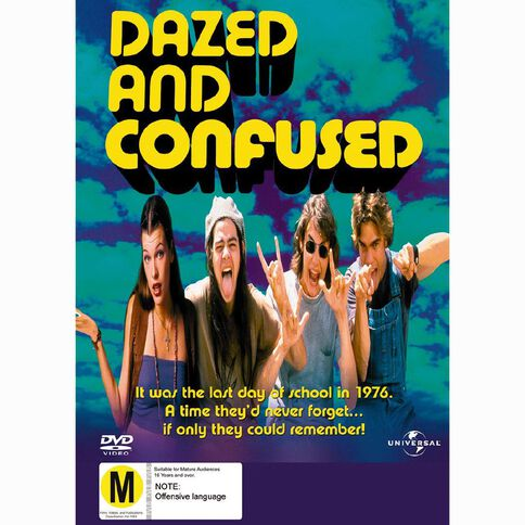 Dazed and Confused DVD 1Disc