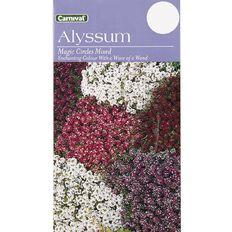 Carnival Seeds Alyssum Mix Flower