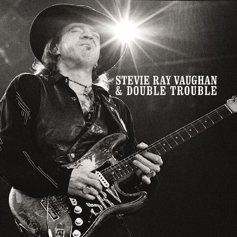 The Real Deal Greatest Hits Volume 1 CD by Stevie Ray Vaughan 1Disc