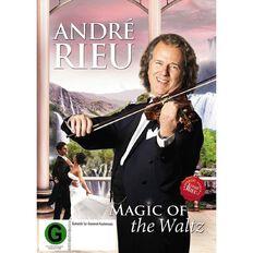 Andre Rieu Magic of the Waltz DVD 1Disc