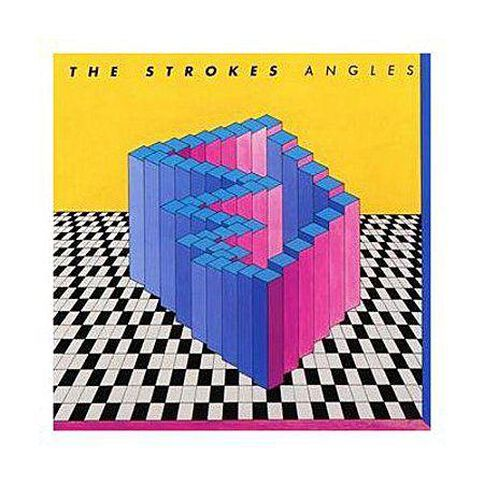Angles by The Strokes CD