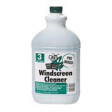Bar's Bugs Pre-Mixed Windscreen Cleaner 3L