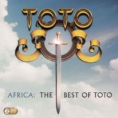 Africa The Best of CD by Toto 2Disc