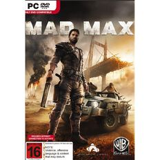 PC Games Mad Max