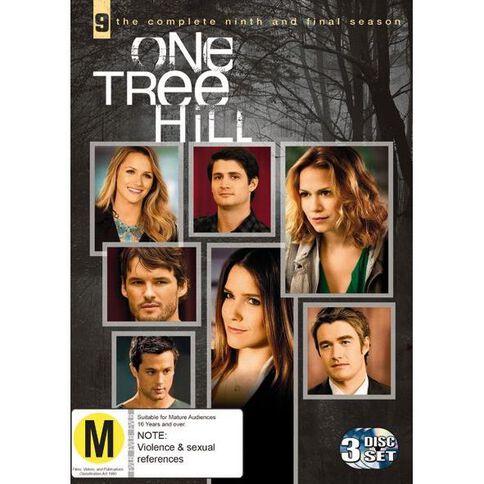 One Tree Hill Season 9 DVD 3Disc