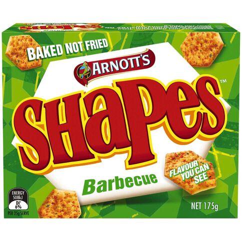 Arnott's Shapes BBQ 175g